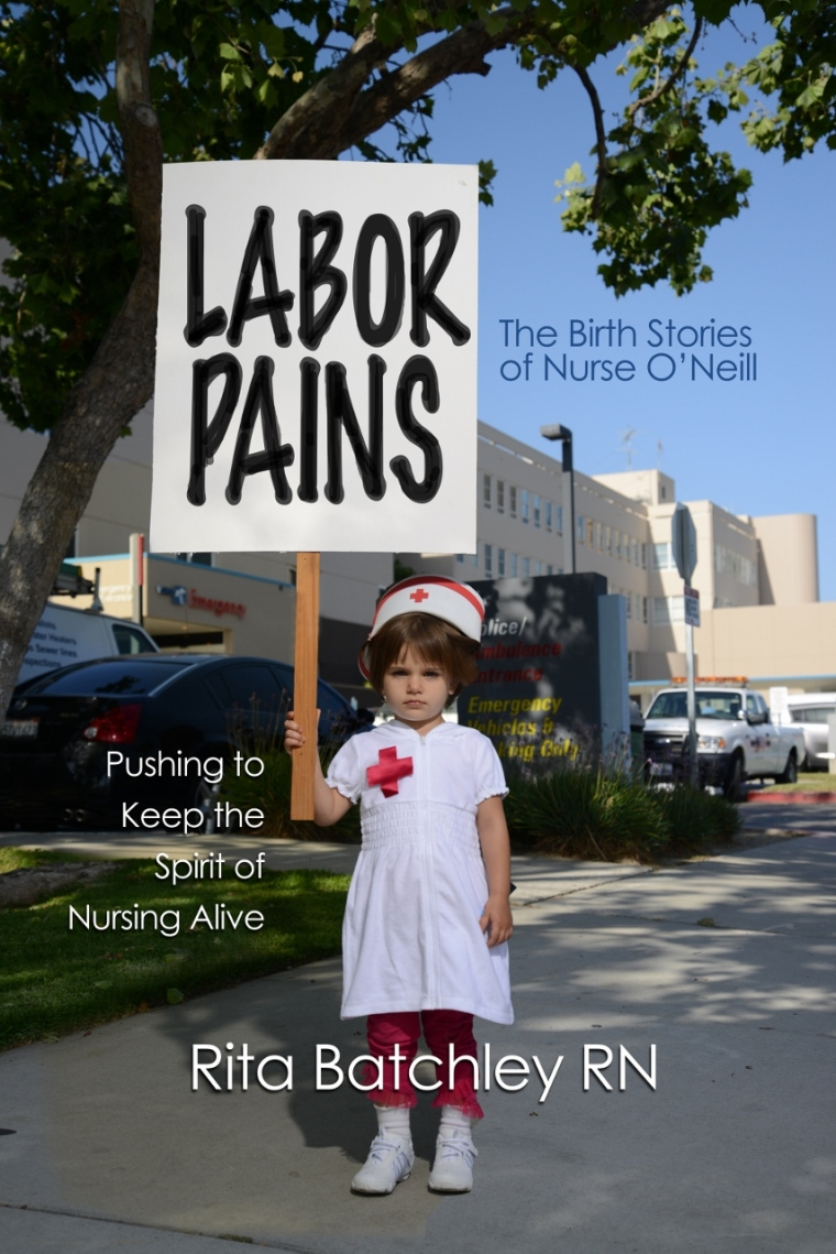 Labor Pains an important message this Labor Day. On Sale today for $10.99 http://www.ritabatchleyrn.com/