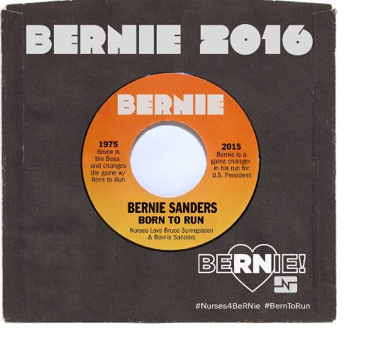 Bernie- Born to Run 2016