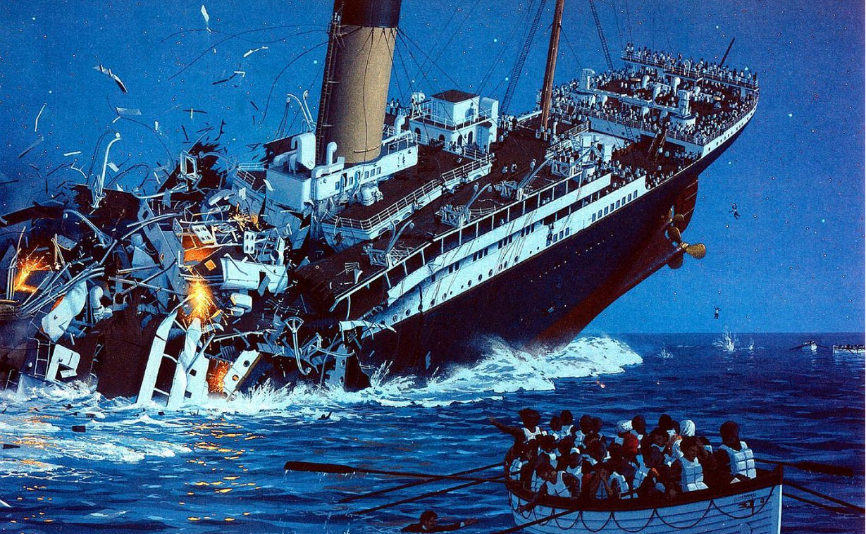 U.S. Healthcare is on its Titanic voyage.